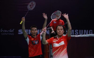 Ampang Jaya Spoils Chong Wei's Party